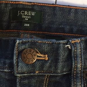 J. Crew Jeans - J Crew Matchstick Jeans